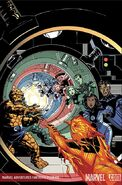 Marvel Adventures Fantastic Four Vol 1 25 Textless