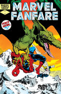 Marvel Fanfare Vol 1 1
