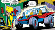 Spider-Mobile (Earth-616) frAmazing Spider-Man Vol 1 130 0001
