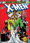 X-Men Annual Vol 1 6