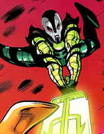 Bone Dancer (Earth-616)