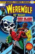 Werewolf by Night Vol 1 30