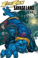 X-Treme X-Men Savage Land Vol 1 2