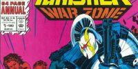 Punisher: War Zone Annual Vol 1