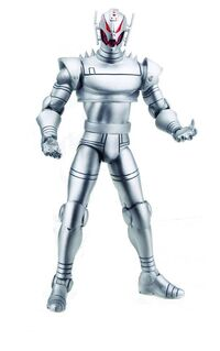 Ultron (Earth-616) from Marvel Universe (Toys) Comic Packs Series 1 (Secret Wars 25th Anniversary) 0001