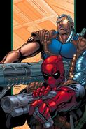 Cable & Deadpool Vol 1 23 Textless