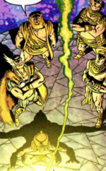 Council of Godheads (Earth-4321) from Marvel Universe The End Vol 1 2 001