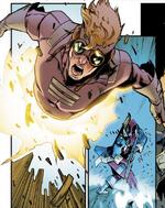 Samuel Guthrie (Earth-42466) from Deadpool vs. X-Force Vol 1 2 001