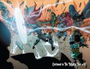 Thor protects loki