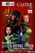 Castle A Calm Before Storm Vol 1 3 Solicit