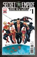 Secret Empire Brave New World Vol 1 1