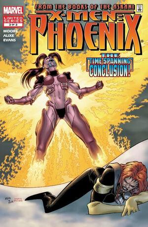 X-Men Phoenix Vol 1 3