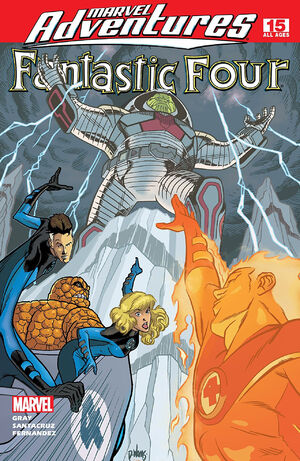Marvel Adventures Fantastic Four Vol 1 15