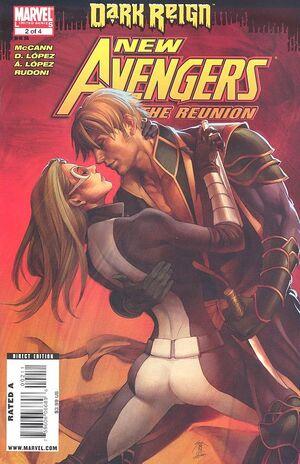 New Avengers The Reunion Vol 1 2