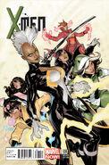 X-Men Vol 4 1 Dodson Variant