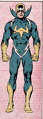 Franz Mittelstaedt (Earth-616) from Official Handbook of the Marvel Universe Vol 1 2 0001