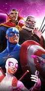 Marvel Contest of Champions Gwenpool Agent of C.A.B.L.E. Chapter 3