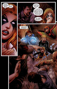Alison Blaire (Earth-2149) and Ashley J. Williams (Earth-818793) from Marvel Zombies Vs. Army of Darkness Vol 1 3 001