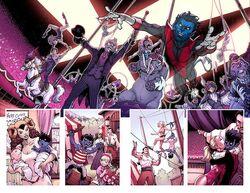 Kurt Wagner (Earth-616) from X-Men Origins Nightcrawler Vol 1 1 001