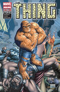 Startling Stories The Thing Vol 1 1