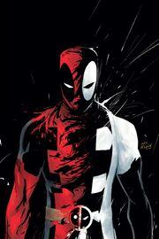 Deadpool Back in Black Vol 1 1 Textless