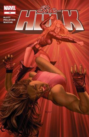 She-Hulk Vol 1 11