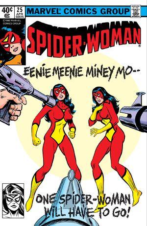 Spider-Woman Vol 1 25