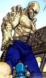 Carl Creel (Earth-9411) Spectacular Spider-Man (UK) Vol 1 160