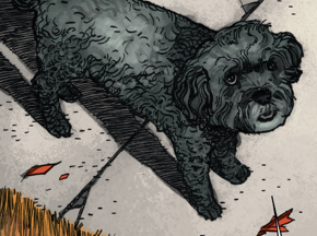 File:Zeke (Dog) (Earth-616) from Vision Vol 2 6 001.png
