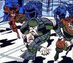 Berserkers (Earth-928) Punisher 2099 Vol 1 13