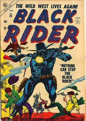 Black Rider Vol 1 20