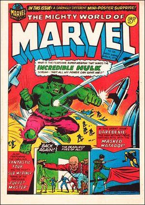 Mighty World of Marvel Vol 1 28