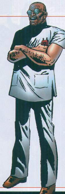 Jonas Harrow (Earth-616) from All-New Official Handbook of the Marvel Universe Vol 1 5 0001