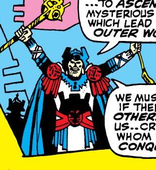Krono (Earth-616) from X-Men Vol 1 41 001