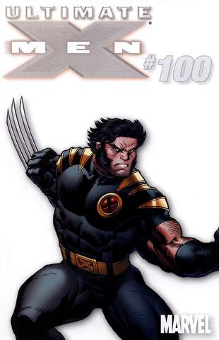 File:Ultimate X-Men Vol 1 100 White Variant.jpg
