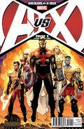Avengers vs. X-Men Vol 1 8 Kubert Variant