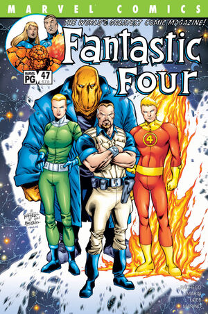 Fantastic Four Vol 3 47