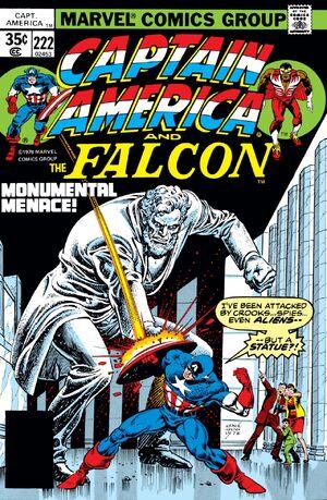 Captain America Vol 1 222
