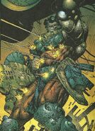 D'Von Kray (Earth-4935) from Wolverine Cable- Guts and Glory Vol 1 1