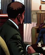 Barack Obama (Earth-20051) Marvel Adventures Super Heroes Vol 2 1