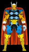 Beta Ray Bill (Earth-616) from Official Handbook of the Marvel Universe Master Edition Vol 1 27 0001
