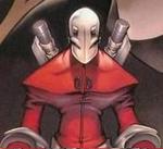 Matthew Murdock (Earth-2301) from Spider-Man Legend of the Spider-Clan Vol 1 2