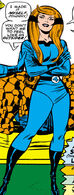 Crystalia Amaquelin (Earth-616) Fantastic Four costume from Fantastic Four Vol 1 81