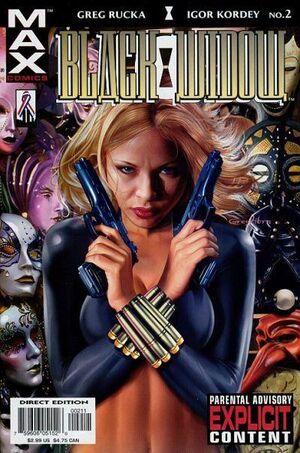 Black Widow Pale Little Spider Vol 1 2