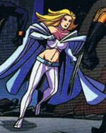 Emma Frost (Earth-9411) Marvel Heroes (UK) Vol 1 7