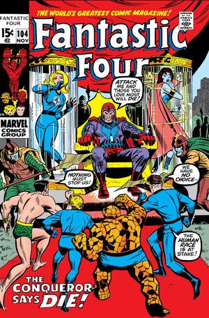 Fantastic Four Vol 1 104