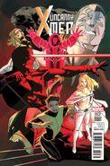 Uncanny X-Men Vol 1 600 Anka Variant