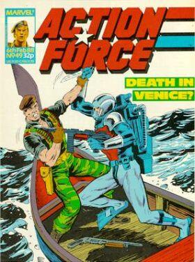 Action Force Vol 1 49