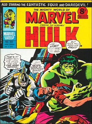 Mighty World of Marvel Vol 1 153