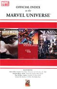 Official Index to the Marvel Universe Vol 1 13